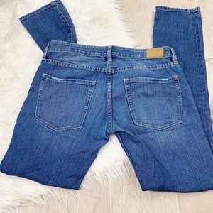 Bull Head 215 Slim Med Wash Skinny Jeans D1356